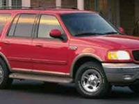 Options:  2001 Ford Expedition Xlt|Black/|V8 4.6L