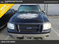 Exterior Color: dark blue, Body: SUV, Engine: Gas V6