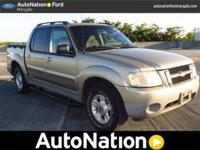2001 Ford Explorer Sport Trac Our Location is: