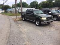 Options:  2001 Ford Explorer Sport Trac Base 4Dr Crew