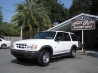 Options Included: N/ACLEAN 2 OWNER 2001 FORD EXPLORER
