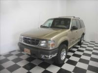 "Options Included: """"""Used 2001 Ford Explorer 4X2 XLT. """