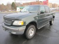 WWW.US-MOTORCARSVA.COM ? THIS IS A 2001 FORD F-150 4X4