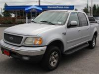 *CLEAN CARFAX* and *LOCAL TRADE*. 4.6L V8 EFI and 4WD.