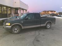 4.6L V8 EFI. Looks and drives like new. Low miles