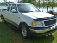 Description Make: Ford Model: F-150 Year: 2001 VIN