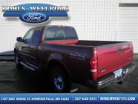 Exterior Color: red / maroon, Body: Crew Cab Pickup,