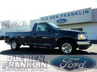 Options:  2001 Ford F-150 Xl|/|V6 4.2L Automatic|124362