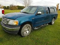 Options:  2001 Ford F-150|Just Reduced! Priced Below