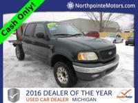Options:  2001 Ford F-150 Xlt|Green|2001 Ford F-150