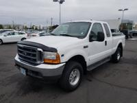 Lariat trim. CARFAX 1-Owner. Leather Seats, CD Player,
