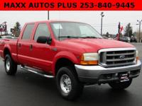 Red Hot! Crew Cab! Low overhead means LOWER PRICES!