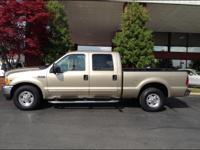 Exterior Color: beige, Body: 4dr Crew Cab XLT 2WD SB,