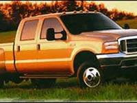 2001 Ford F-350SD XLT in White. Looks and drives like