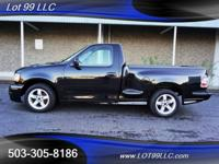 2001 Ford F150 Lightning, Only 99k Miles, Only 6,381