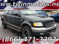 This Ford F-150 is an excellent value for the money and