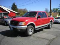 Very-Clean Ford F150 Super Crew 4x4! Please call  or