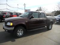 Options Included: Running Boards/Bars, Power Brakes,