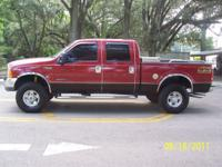 Options Included: 4WD, 7.3 Turbo Diesel, ABS (4wheel),