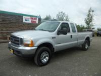 Options Included: 3.73 Axle Ratio, Four Wheel Drive,