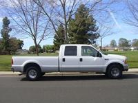 "2001 Ford F350 Super Duty "" Crew Cab Pickup Truck...."