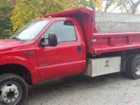 2001 Ford F450 Dump Truck. 2001 Ford F450 Dump Truck