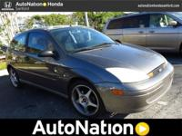 2001 Ford Focus Our Location is: AutoNation Honda
