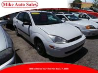 Options:  2001 Ford Focus Lx| |Child Protection Rear