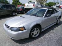 Options Included: N/A2001 FORD MUSTANG
