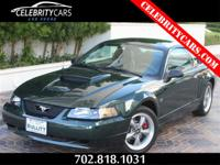 This 2001 Ford Mustang 2dr 2001 Ford Mustang GT Bullitt