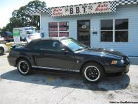 2001 FORD MUSTANG CONVERTIBLE 3.8 LITER V6 ENGINE *