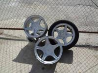 I am selling my set Ford Mustang Rims. In great shape