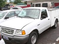2001 Ford Ranger -- ALL PARTS AVAILABLE! Engine Specs:
