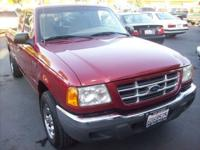 Options Included: XLT, Tilt Wheel, Sliding Rear Window,
