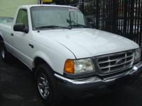 Options Included: Air ConditioningThis 2001 Ford Ranger