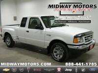 Options Included: 4-Wheel ABS Brakes;Bed Length -