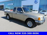 Only 142,299 Miles! This Ford Ranger delivers a 3.0