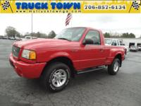 Exterior Color: bright red clearcoat, Body: Pickup