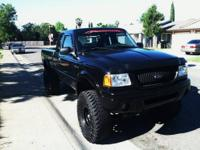 I'm selling my black 2001 Ford Ranger EDGE. It has a
