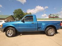 Options:  2001 Ford Ranger  ** Driven Only 7 500 Miles