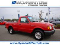 Exterior Color: bright red clearcoat, Body: Regular Cab