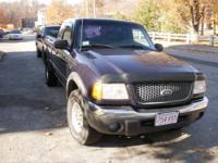 $3500.00 CASH or $4500.00 IN TRADE! 2001 Ford Ranger