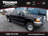 2001 Ford Super Duty F-250 Crew Cab Pickup - Short Bed