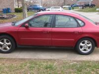 For sale. 2001 Ford Taurus SE. Everything automatic.