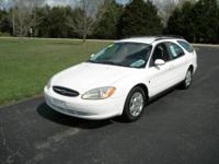 2001 Ford Taurus Wagon. This exceptional car comes to