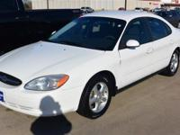 2001 Ford Taurus with a 3.0 L V6 Automatic 4-Speed.