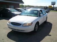 2001 Ford Taurus SEL. 6 Cyndrical tube 3.0 L.