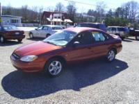 2001 Ford Taurus SES. 130k miles. This car is sporty