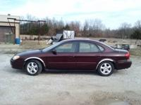 2001 Ford Taurus SES, Automatic, 3.0 v-6, 4 door, tilt,