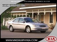 For a top driving experience, check out this 2001 Ford